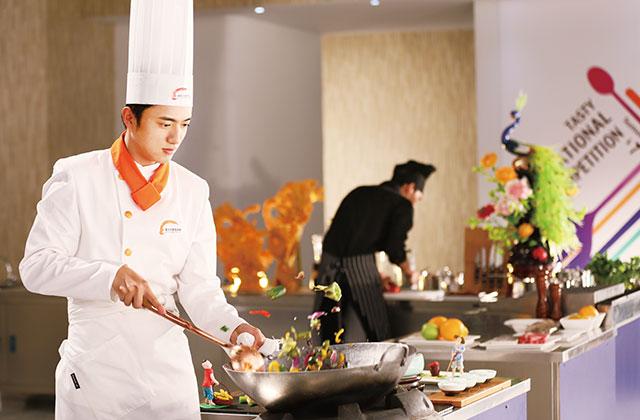 烹饪工艺与营养专业