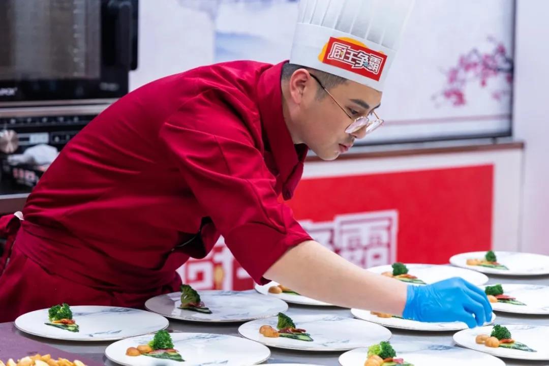 征战央视《厨王争霸》!新东方烹饪名师战队特辑——主厨王强