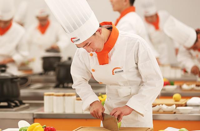 中式烹饪特招班