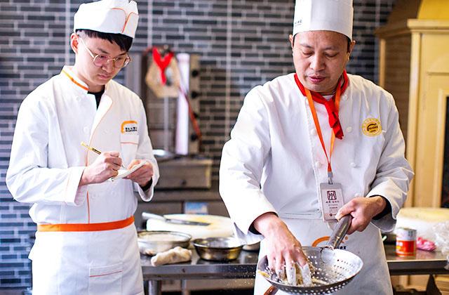 烹饪特色创业班