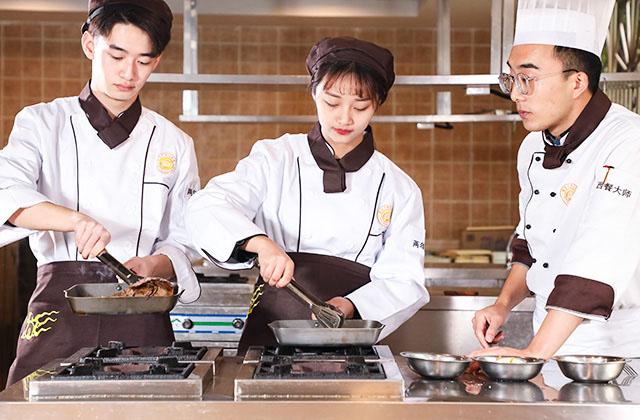 西餐料理班