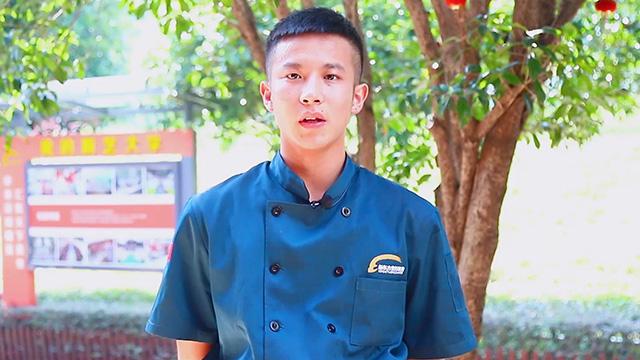 新生专访|西点店长郭奇龙